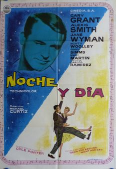 Albericio - Noche y Dia / Night and Day (Cary Grant, Alexis Smith) - 1967