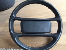 Sports steering wheel with flapper for Porsche article no.: 944 347 859 05