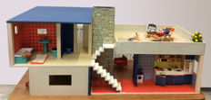 Bungalow, doll house, 1970s (± 1971)