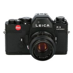 Leica R3 Electronic with Leitz Wetzlar Summicron - R 1:2/50
