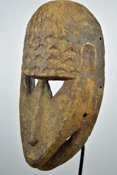 Dege Mask (Black Monkey) - DOGON - Mali