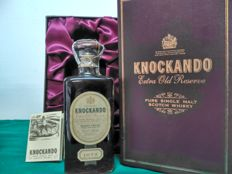 Knockando 1975 Extra old reserve - bottled 1997