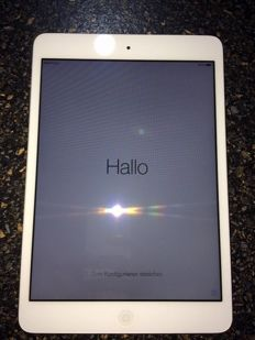 Ipad mini 16gb wifi with cell.