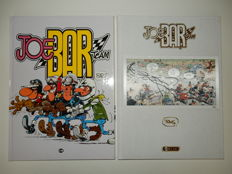 Bar 2 - 2x Gekartonneerde Joe Barr Team - Hardcover + linnen luxe hc - (1990-1993)