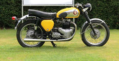 BSA - A10 - 650cc - Roadrocket - ca.1957