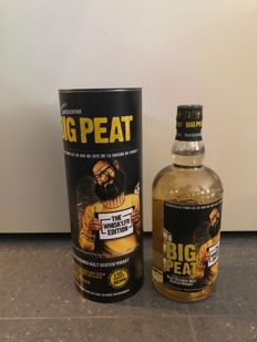 Big Peat 20th Anniversary of Whisky.fr of La Maison Du Whisky