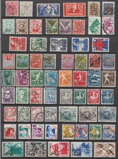The Netherlands 1923/1940 – Collection various series