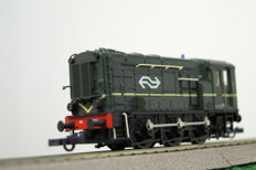 Roco H0 - 43397 - Diesel locomotive, Series 5/600 of the NS, no. 614