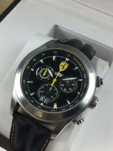 Ferrari F1 Fast Lap Swiss chronograph ref: