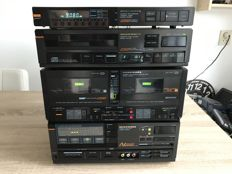 Very rare complete Marantz stereo set in new condition