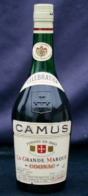 Cognac Camus Celebration 1863-1963