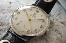 Omega Seamaster- Double Second Manual wind Men's watch 1964