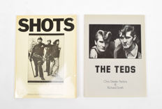Chris Steele-Perkins & Richard Smith - The Teds - 1987 + Shots. Photographs from the Underground Press - 1971