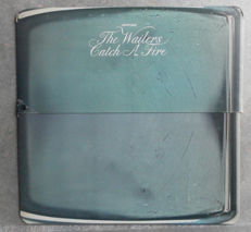 Extremely Rare Reggae Album : THE WAILERS - CATCH A FIRE