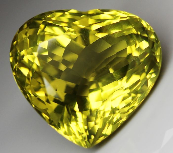 Lemon Quartz – 30.96 ct