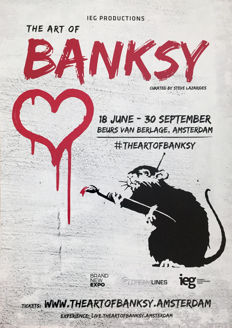 Banksy - The Art of Banksy Poster