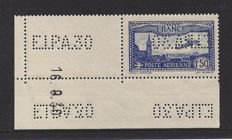 France 1930 - Aeroplane above Marseille - Yvert PA n°6c
