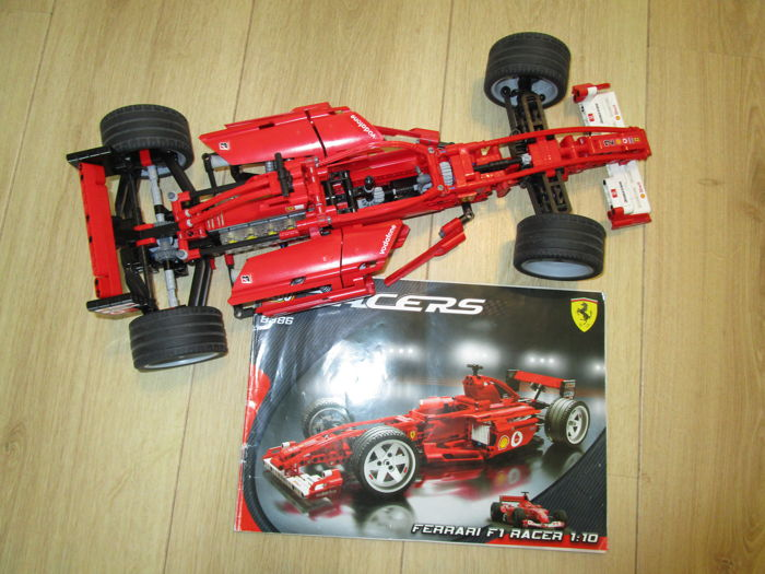 lego racers 8386 ferrari formule 1 racer 1 10 catawiki. Black Bedroom Furniture Sets. Home Design Ideas