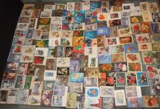 USSR - Holidays - 1950-80s - 750 postcards