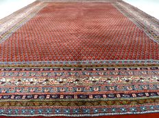 Mir - 347 x 247 cm ´Large, oriental rug in wonderful condition´ - With certificate