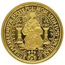 The Netherlands - Re-strike of a gold Johannes Kampen, without year - gold