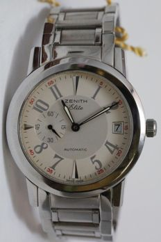 Zenith - Elite Port Royal - 01/02.0450.680 - Men's watch - 2000-2010
