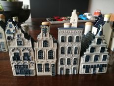 Lot of 23 (+ 1 Special) KLM houses