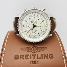 Breitling - Navitimer World GMT  - A24322 - Herren - 2005