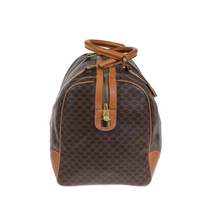 Celine - Macadam Boston 50 Borsone da Weekend Vintage -  No Minimum Price  e5b3036e4f3