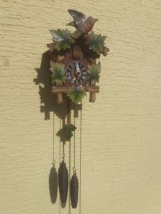 Cuckoo clock - made in Germany - circa 1970