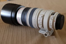Canon professional zoom lens 100 400 mm