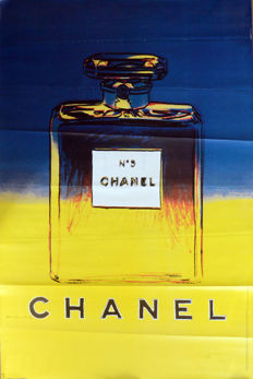 Andy Warhol (after) - Chanel N ° 5. - 1997