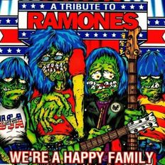 A Tribute to the Ramones ~ Limited To 1200 Copies ~ 2 x Green Vinyl ~ mint and Sealed