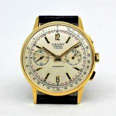 Chronograph Swiss - Cauny Prima - Men's - 1960-1969