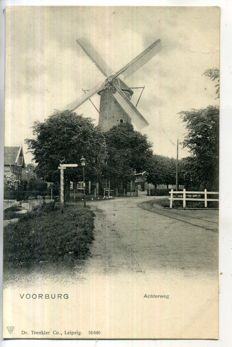 the Netherlands Mills period:1900-1960 90 x