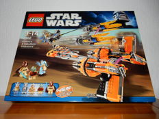Star Wars - 7962 - Anakin Skywalker and Sebulba's Podracers