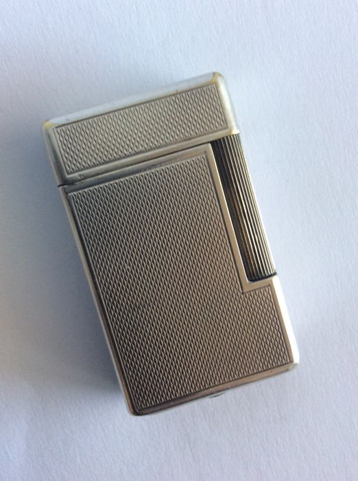 1940s Dunhill oil lighter