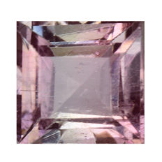 Bi-Color Tourmaline 0.56 Carat -  No reserve prive