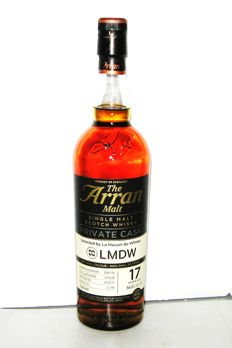 The Arran Malt 17 years old - 70cl - 54,6% - Selected LMDW - only 143 bottles