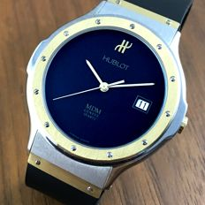 Hublot Classic Gold Steel MDM - Ladies Watch