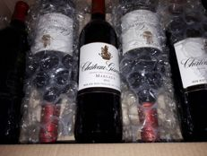 2012 Chateau Giscours, Margaux Grand Cru Classé - 6 bottles in original wooden case