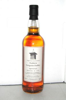 Invergordon 1973 43 years old - 1973 - 70cl - 52,2% - Whiskybrocker - only 235 bottles