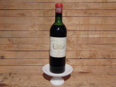 1969 Chateau Margaux Grand Vin Premier Grand Cru Classe - 1 bottle