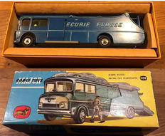 Corgi Major Toys - Scale 1/48 - Ecurie Ecosse Racing Car Transporter No.1126
