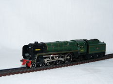 "Minitrix N - 12037 - steam locomotive with tender 70000 ""Brittania"" of the UK"