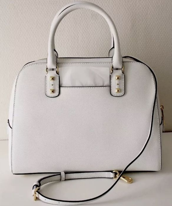 37c43edcd06e Michael Kors - Sandrine Stud Handbag - Like new - Catawiki