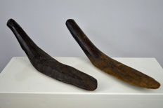 Weaving Batons  - KUBA - DRC - Ex Merton D Simpson Collection