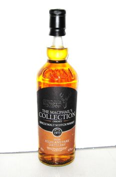 Highland Park 1973 - 70cl - 43% - Gordon & Macphail (the Macphail Collection)
