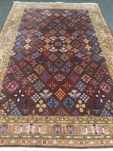 Oriental carpet Afghan! Dimensions 308 x 210 cm! 100% hand-knotted - investment