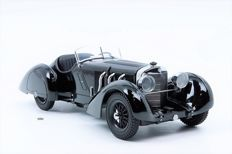 "GT-Spirit - Scale 1/18 - Mercedes-Benz 330 ""Black Prince"" 1938 - Black"